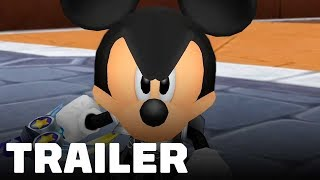 Kingdom Hearts - Celebrating 90 Years of Mickey Mouse Trailer