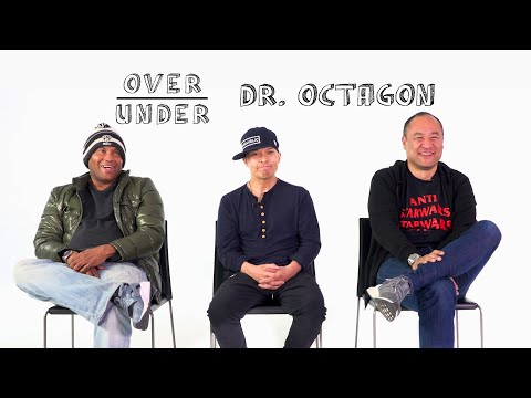 Dr. Octagon Rate Stormy Daniels, Pornocore, and Sex Robots | Over/Under