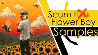 Every Sample From Tyler the Creator's Flower Boy