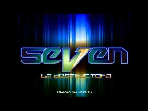 seven_la_Destructora_Reggaeton_2010_Parte 1