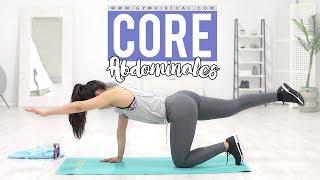 Rutina intensa para abdomen perfecto | CORE PLUS