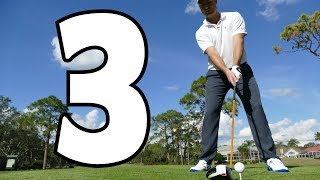 3 Must Do's With Your Driver