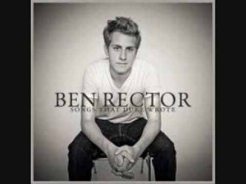 Ben Rector- Need You Tonight