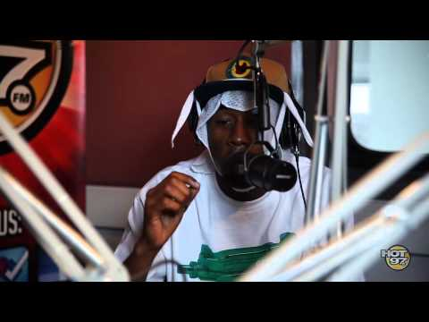 Tyler the Creator Freestyle Hot 97 Freestyle with Peter Rosenberg (Summer 2012)