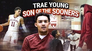 """Trae Young Opens Up On His Journey From HS To College: """"This Is How I Want It To Be"""""""
