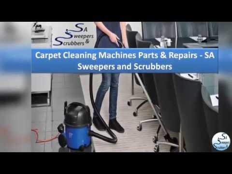 Carpet Cleaning Machines Parts And Repairs In Adelaide