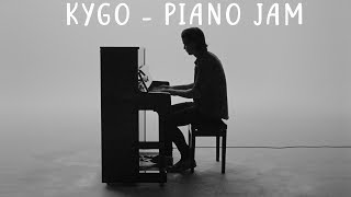 Kygo - Piano Jam For Studying and Sleeping[1 HOUR] [2019]