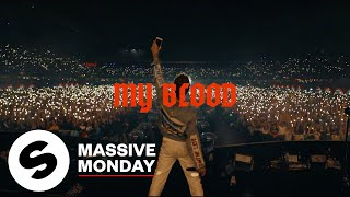 Danny Avila - My Blood (Official Music Video)