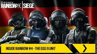 Tom Clancy's Rainbow Six Siege - The GSG 9 Unit