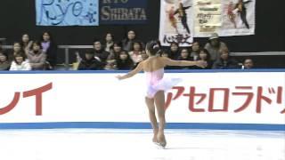 Mao Asada 2006 National Championship SP Nocturne