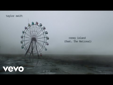 Taylor Swift - coney island (Official Lyric Video) ft. The National