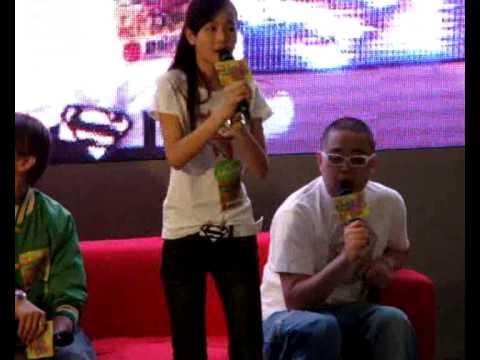 其實我乖 - Renee Lee 李蘊 @ KCP九龍城廣場 on 21-10-2007