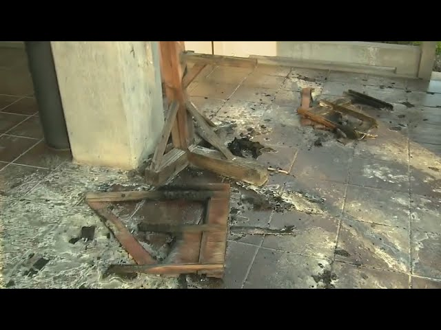 LA police probe hearth, vandalism at Japanese Buddhist temple