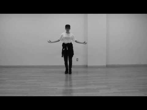 EXO Intro Dubstep dance cover practice by.Yu Kagawa