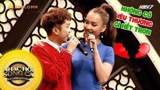 Ái Phương thú nhận tình đơn phương với Minh Xù   Best Cut Nhạc Hội Song Ca mùa 2