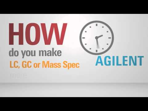 Agilent Get More Animation