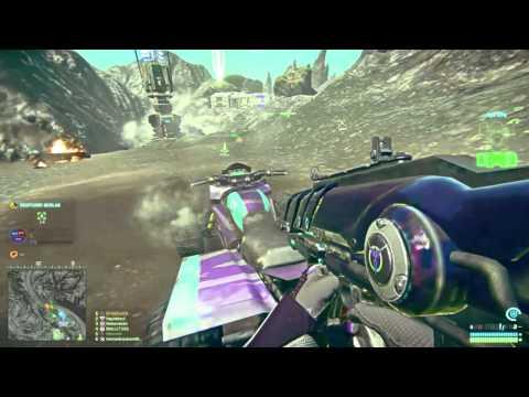 PlanetSide2 gang war,