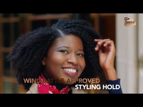 Natural Hair Care for Incredible Style | Presented by Suave