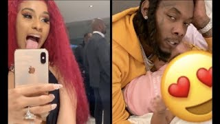 "Offset Mad AF Kulture Can't Stop Saying ""Mama"" Cardi B Clowns Him"