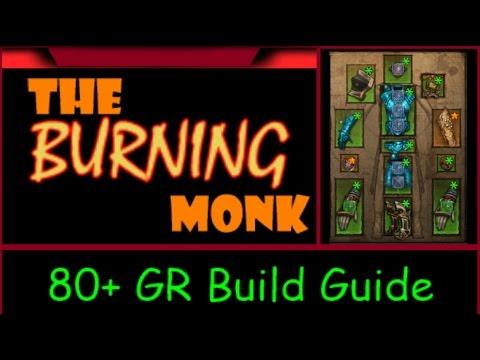 Season  Monk Build Raiment