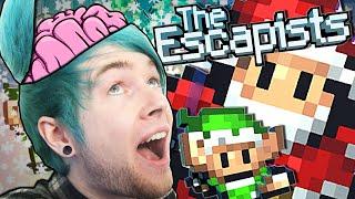 The Escapists   INTELLIGENCE LEVEL 100!! #7