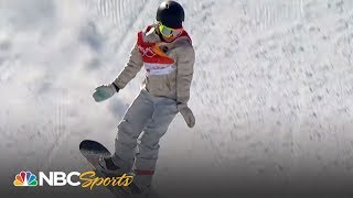 2018 Winter Olympics: Jamie Anderson's gold medal run in snowboard slopestyle | NBC Sports