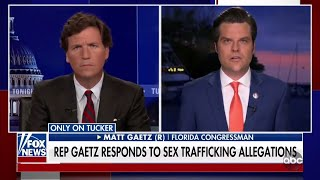 Rep. Matt Gaetz Investigated For Alleged Sex Trafficking | The View
