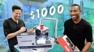 $1000 Tech Shopping Haul!
