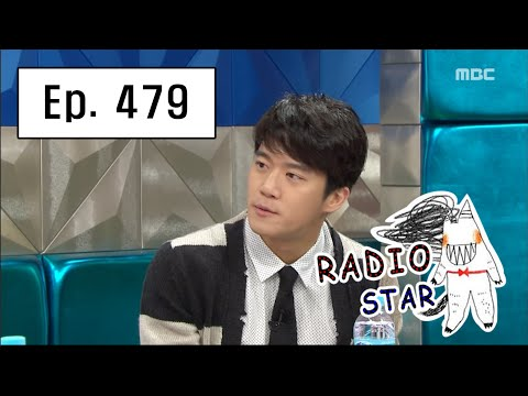 [RADIO STAR] 라디오스타 - Han Hye-jin, top model's height! 20160525