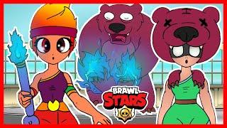 AMBER & NITA - BRAWL STARS ANIMATION
