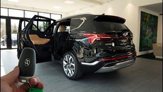 2021 Hyundai SANTA FE 2.2 CRDi Signature (202 HP) by CarReviews EU