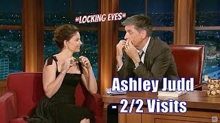 Ashley Judd - The Cosmopolitan Sicilian Hillbilly - 2/2 Visits In Chronological Order