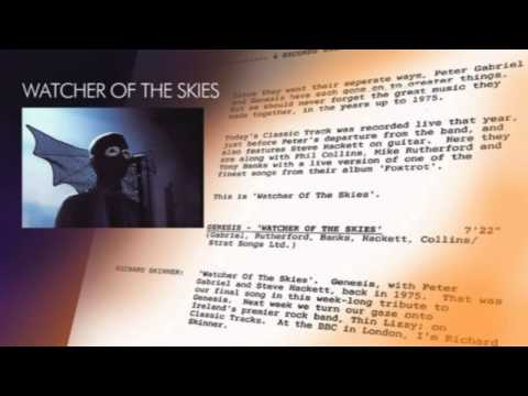 Genesis - Watcher Of The Skies Live 1975 Wembley Stadium - The Lamb Lies Down on Broadway Tour - HD