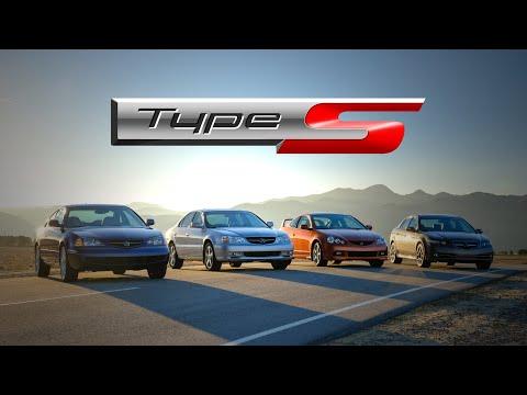 El origen del Type S: una mirada a la historia del Acura Type S