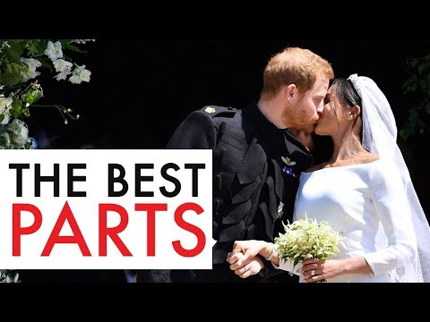 The Royal Wedding   The Best Parts