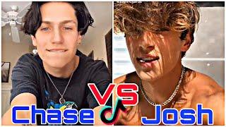 Chase Hudson vs Josh Richards TikTok Compilation 2020 || @Chase Hudson @Josh Richards