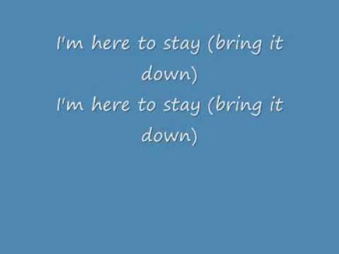 Baixar korn here to stay lyrics