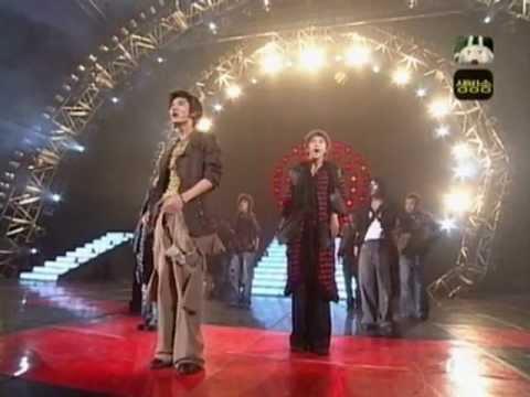 Rising Sun - DBSK M!Countdown 20051013