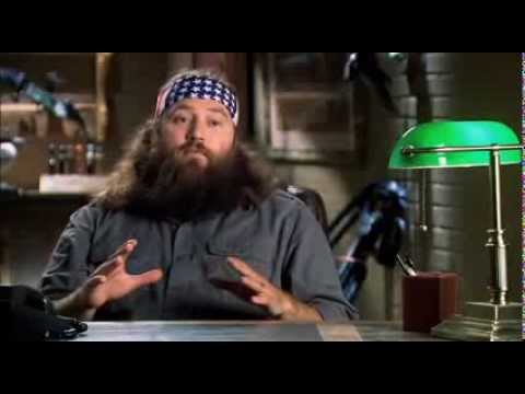 Chia Duck Dynasty featuring Chia Uncle Si and Chia Willie.