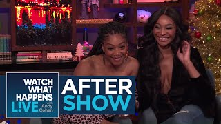 After Show: Tiffany Haddish's Tough Upbringing | WWHL