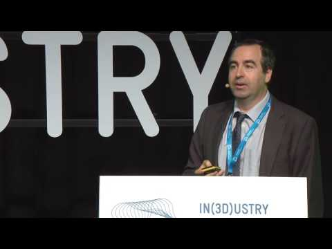 Dr. Felip Fenollosa | Healthcare Panel | IN(3D)USTRY From Needs to Solutions