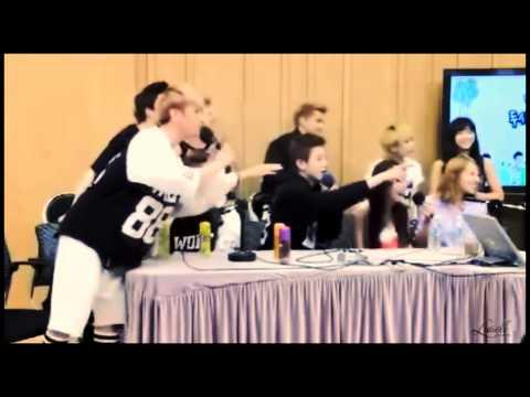EXO  o(≧▽≦)o Funny Moments