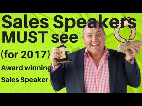 Top Sales Motivational Speakers