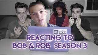 Watching Our First Ever Videos (Bob and Rob Season 3)