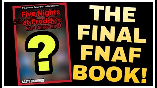 The New FINAL FNAF Book You'll NEVER Read || Fazbear Frights News || Elementia Studios