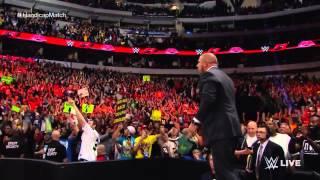 Sting saves John Cena and Team Cena returns!