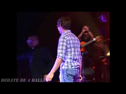 Romeo santos  se sorprende con gringo en Dallas, marzo 2012