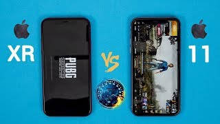 iPhone 11 vs iPhone XR SPEED Test - Reconsider Upgrading...