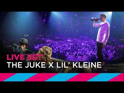 The Juke x Lil' Kleine (DJ-set LIVE @ ZIGGO DOME)   SLAM!