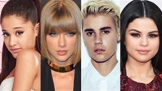 Famous Singers Autotune VS. REAL Singing Voice (Compilation) 2017